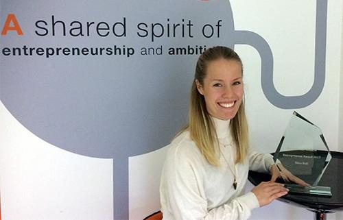 Winner: Porterhouse Entrepreneur Award