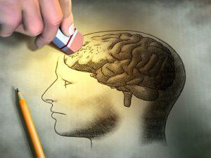 Alzeimers disease. losing memories
