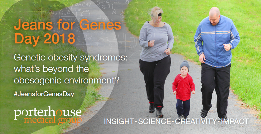 Genetic obesity_Jeans for Genes Day 2018
