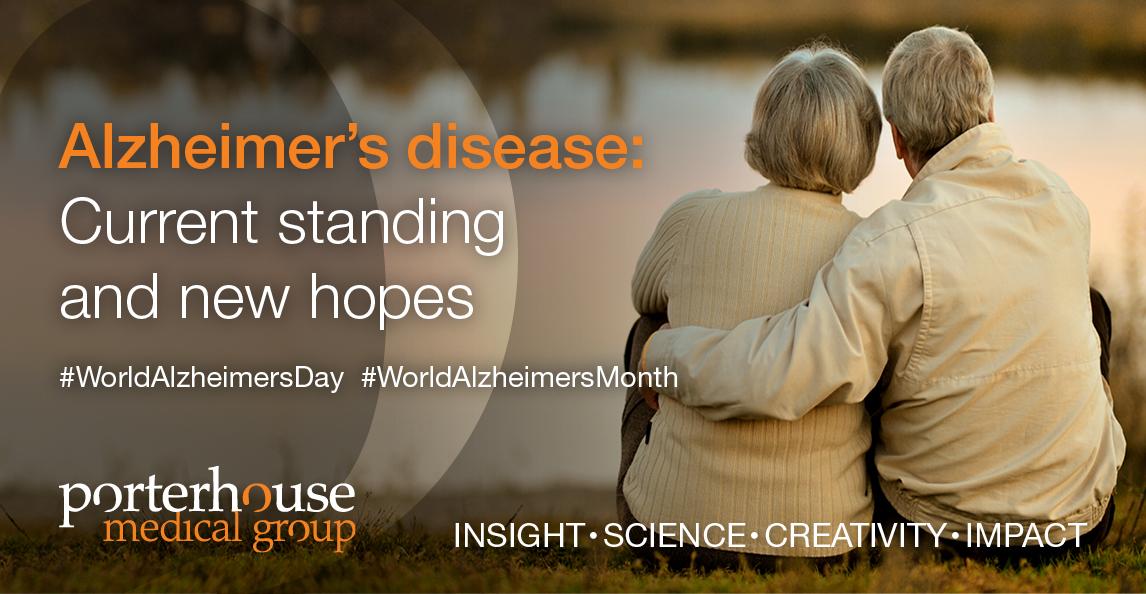 World Alzheimer's Day 2018