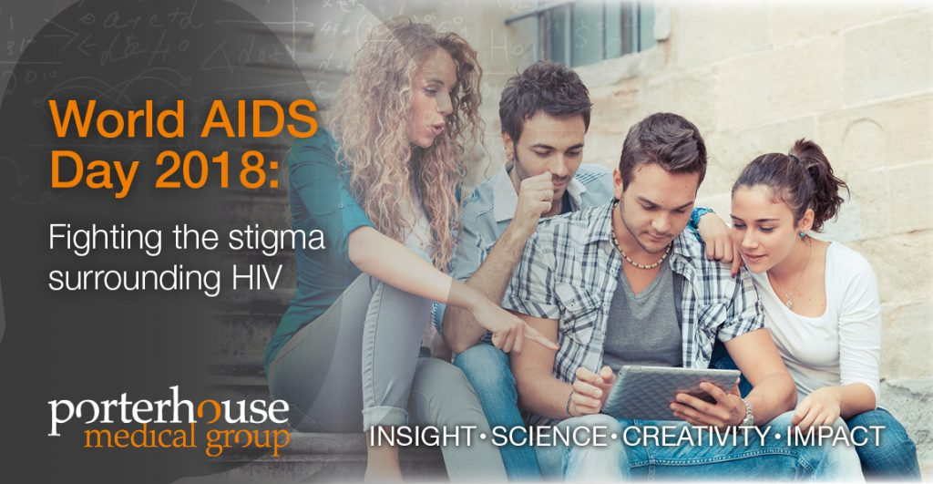 World AIDS Day: Fighting the stigma surrounding HIV