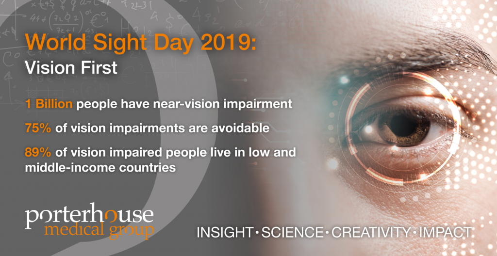 World Sight Day 2019 Vision First