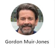 Gordon Muir-Jones
