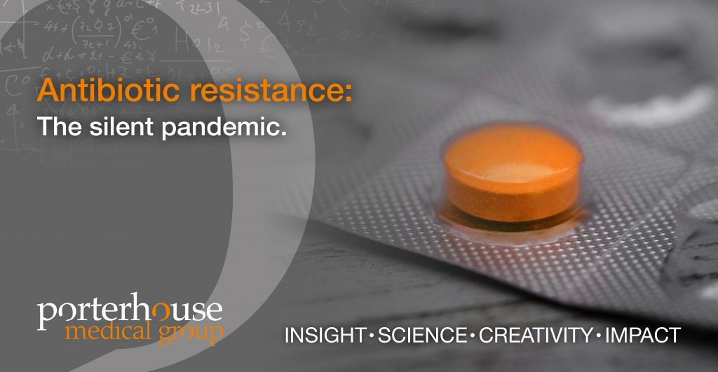 Anti-biotic resistance: The silent pandemic