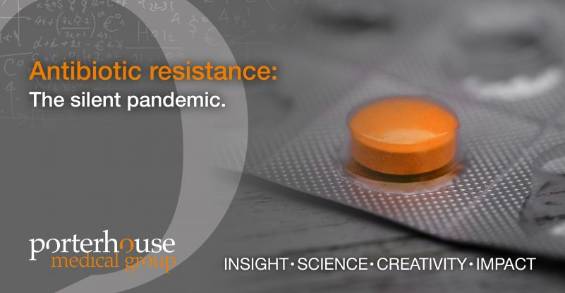 Anti-biotic resistance: The silent pandemic