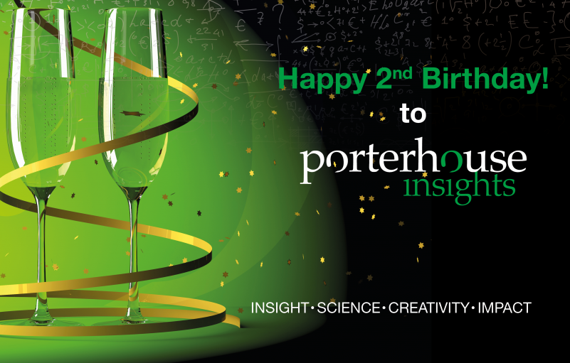 Porterhouse Insights 2nd Anniversary