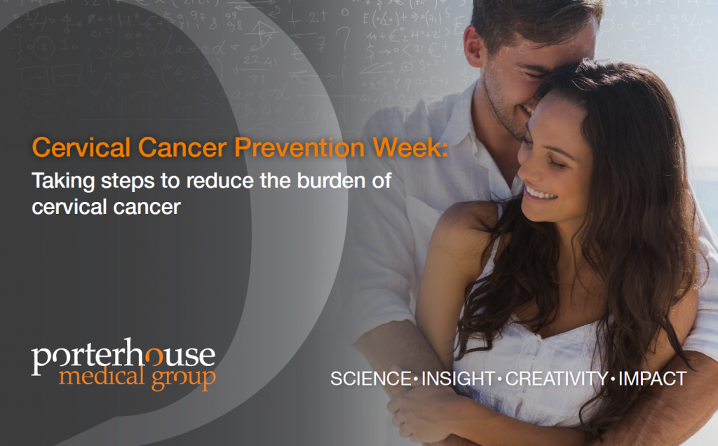 Cervical Cancer Prevention Week Image