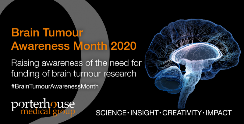 Image for Brain Tumour Awareness Month