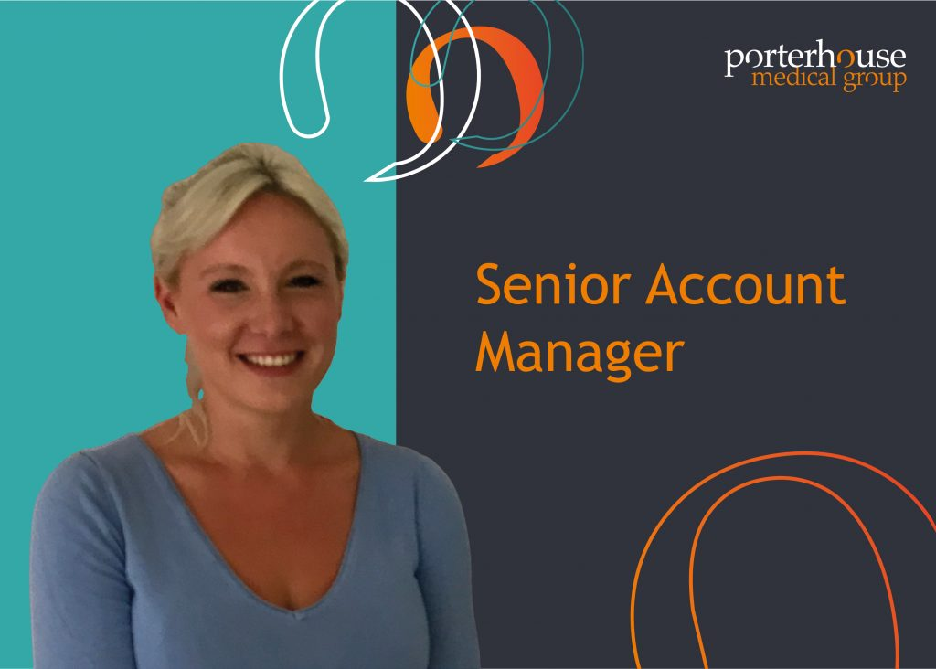 Morgan Garon _Senior Account Manager_Porterhouse Medical