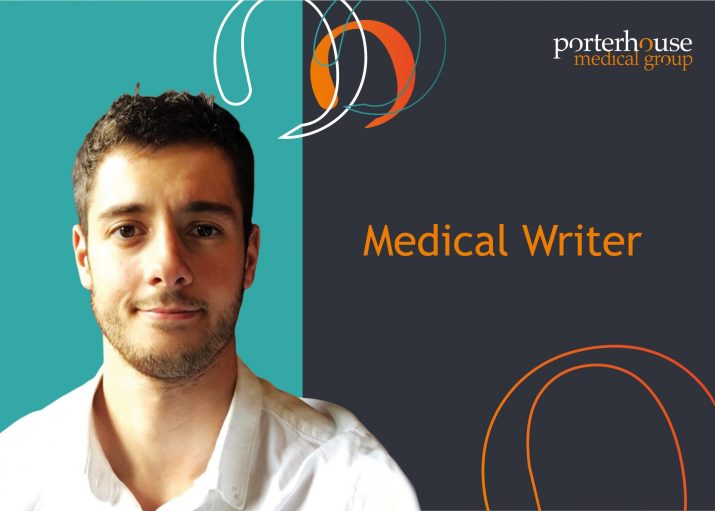 Porterhouse Medical_Joe Bradstock_Medical Writer