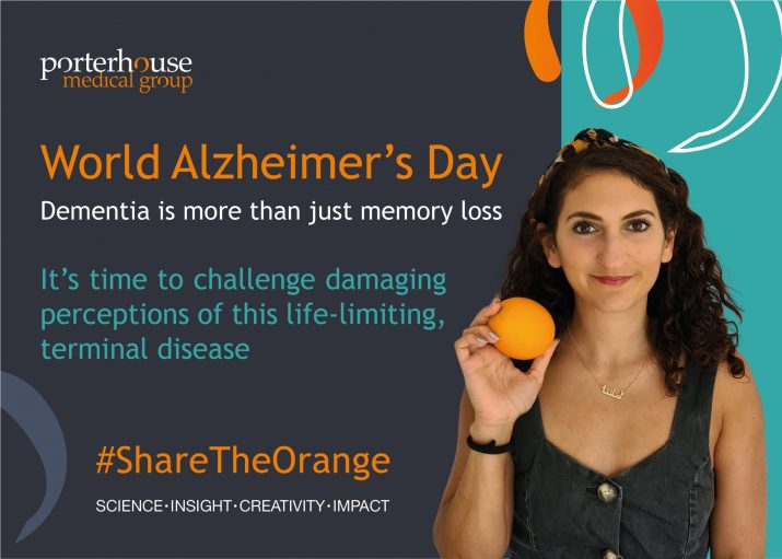 Image for World Alzheimer's Day 2020
