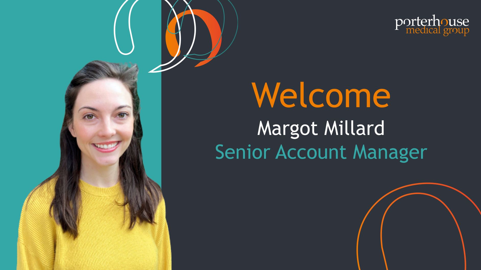 Margot Millard_Senior Account Manager_Porterhouse Medical