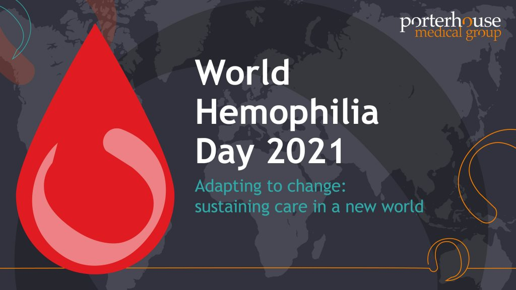 World Hemophilia Day 2021