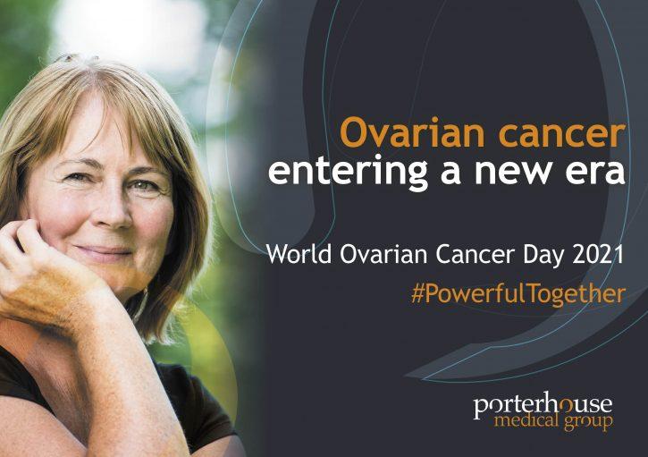 World Ovarian Cancer Day 2021