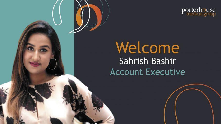 Porterhouse Medical account executive sahrish nashir